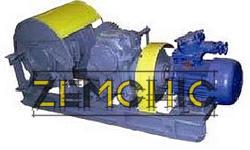 Фото Лебедка шахтная вспомогательная 1ЛВ-10