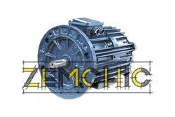 Лифтовый электродвигатель АДБ160L6/18ЛБУЗ