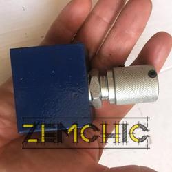 Линейный гидравлический дроссель ДЛТ-10.3-М30 - фото №1