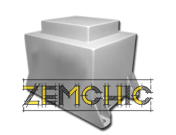 Фото Малогабаритный трансформатор для печатных плат ТН 96/45 G