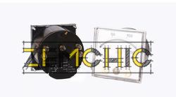 Милливольтметр контактный М286К-М1 фото1