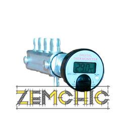 Минитермометр электронный с коллектором фото 1