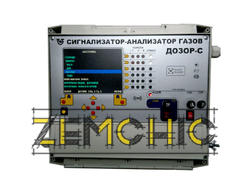 Многоканальный цифровой сигнализатор ДОЗОР-С-Ц
