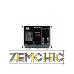 Микропроцессорный прибор защиты и контроля МПЗК-50