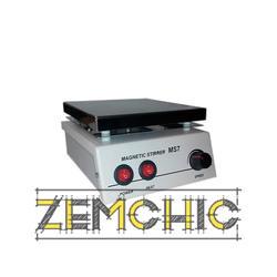 MS7 магнитная мешалка с подогревом - фото