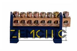 Фто нулевой шины BC-508 6х9 8 отв.