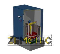 Оборудование и технология для выбивки стержней из отливок