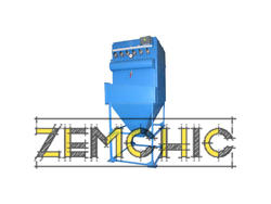 Фото Оборудование для пылевыгрузки рукавных фильтров типа ФРИП