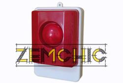 Оповещатель светозвуковой ОСЗ-1 фото1