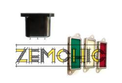 Патрон светового транспаранта ПСТ - фото