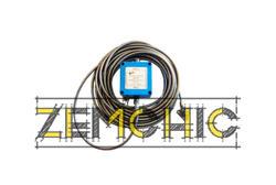 Пьезоэлектрический акселерометр ВК-315А фото1