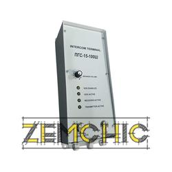 Пульт громкоговорящей связи ПГС-15-100Ш