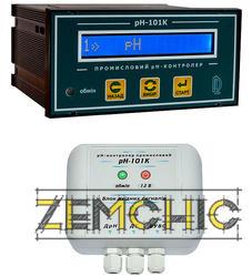 pH-метр промышленный pH-101П фото 1