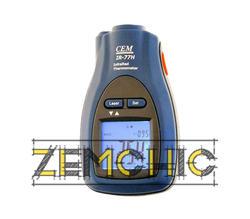 Бесконтактный пирометр (измеритель температуры) IR-77Н