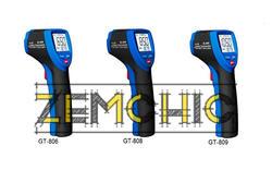 Пирометры серии GT-806, GT-808, GT-809