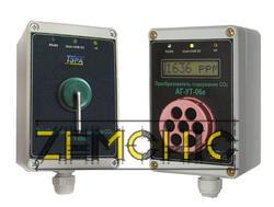 Преобразователи содержания СО2 в воздухе серии АГ-05 и АГ-06 фото 1