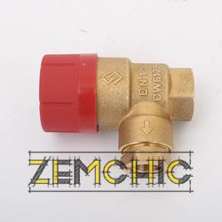 Prescor 3 bar 1/2 предохранительный клапан - фото №1