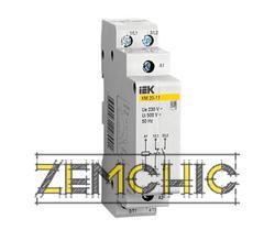 Прибор управления (контактор) КМ 20-11
