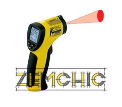 Цифровой лазерный пирометр TROTEC TP6