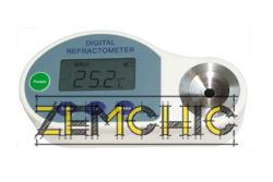 Рефрактометр DBR-95, RSB501