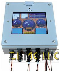Регистратор параметров электровоза РПЭ (черный ящик) фото 1