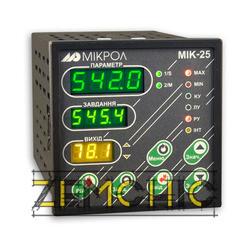 Микропроцессорный регулятор МИК-25 фото №1
