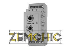 Реле контроля трехфазного напряжения ЕЛ-М11, ЕЛ-М12, ЕЛ-М13