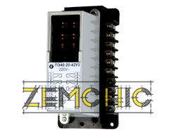 Реле промежуточные электромагнитные ПЭ45