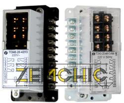 Реле промежуточные электромагнитные ПЭ42, ПЭ42М