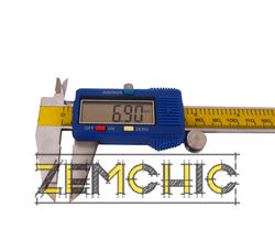 Штангельциркуль с цифровым отсчетом ШЦЦ-1-150-0,01