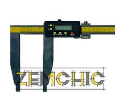 Штангенциркуль с длиной губок 100 мм ШЦЦ-ΙII
