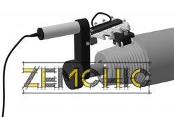 Сканер типа «Паук» для контроля замковой резьбы