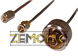 Соединители радиочастотные коаксиально-кабельные СВЧ серии СР-50