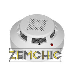 СПД-3.4 извещатель пожарный автономный - общий вид