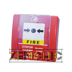 SPR-1L извещатель пожарный ручной - общий вид