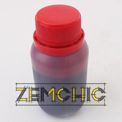 Стакан с краской Б-16.134.23 (цвет красный, 100 мл) фото 1