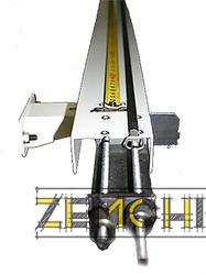 Фото 1 - Стол для установки и поверки метроштоков и рулеток СМР-10