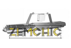 Светильник промышленный ДСП 120 фото1