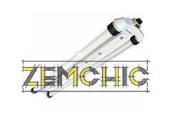 Светильник с двумя люминесцентными лампами СС-33М фото1