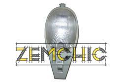 Фото светильника энергосберегающего внешнего освещения