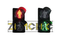Светофоры пешеходные П 1.1-АТ, П 1.2-АТ фото1