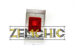 Светозвуковой оповещатель ОСЗ-2 фото1