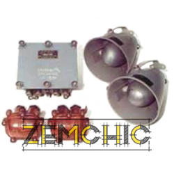 Сигнализатор звуковой двухтональный СЗД-1.1М фото 1