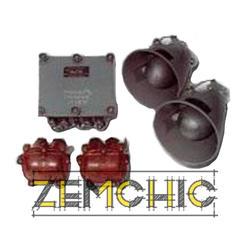 Сигнализатор звуковой двухтональный СЗД.2.1М фото 1