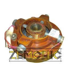 Тахогенератор ТП-80-20-0,5 фото 2
