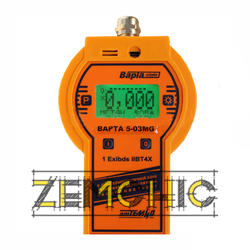 Течеискатель «ВАРТА 5-03МG» с GPS-трекером - фото