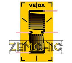 Тензорезистор Розетка Р1
