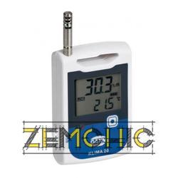 Точный регистратор температуры и влажности GANN Klima 20 фото 1