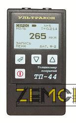 Тотлщиномер покрытий ТП-44