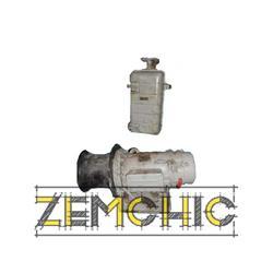 Турачка судовая ТЭП-1 с электродвигателем в комплекте с контролером переменого тока фото 1